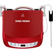 george foreman »24001-56« contactgrill rood