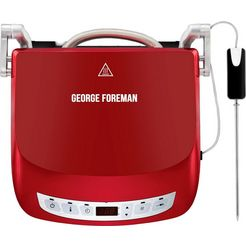 george foreman contactgrill 24001-56 rood