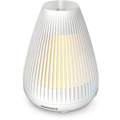 soehnle diffuser bari aroma diffuser luchtbevochtiger met ultrasone geluid-geurverdeling wit