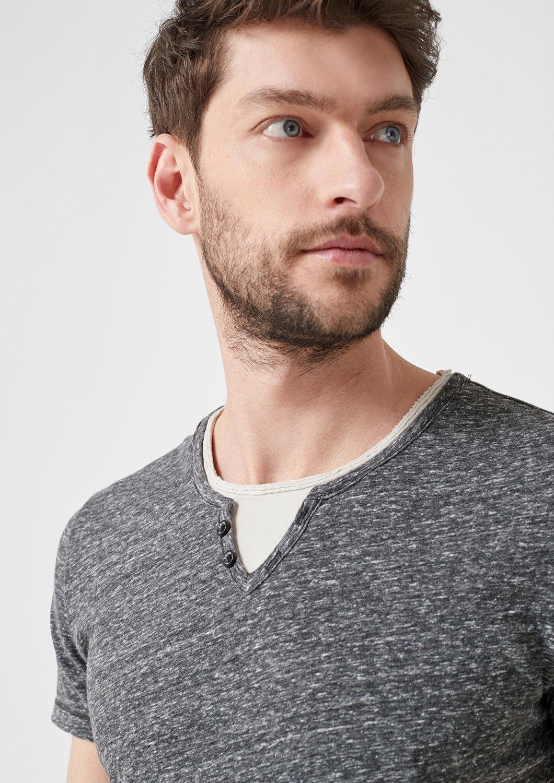 Jersey Online Winkel oliver Shirt Laagjeslook S Label De Een In Red rCExQWdoeB