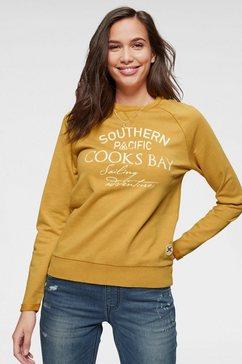gaastra sweatshirt geel