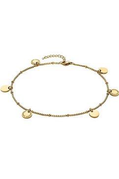 liebeskind berlin enkelketting »lj-0423-a-27« goud