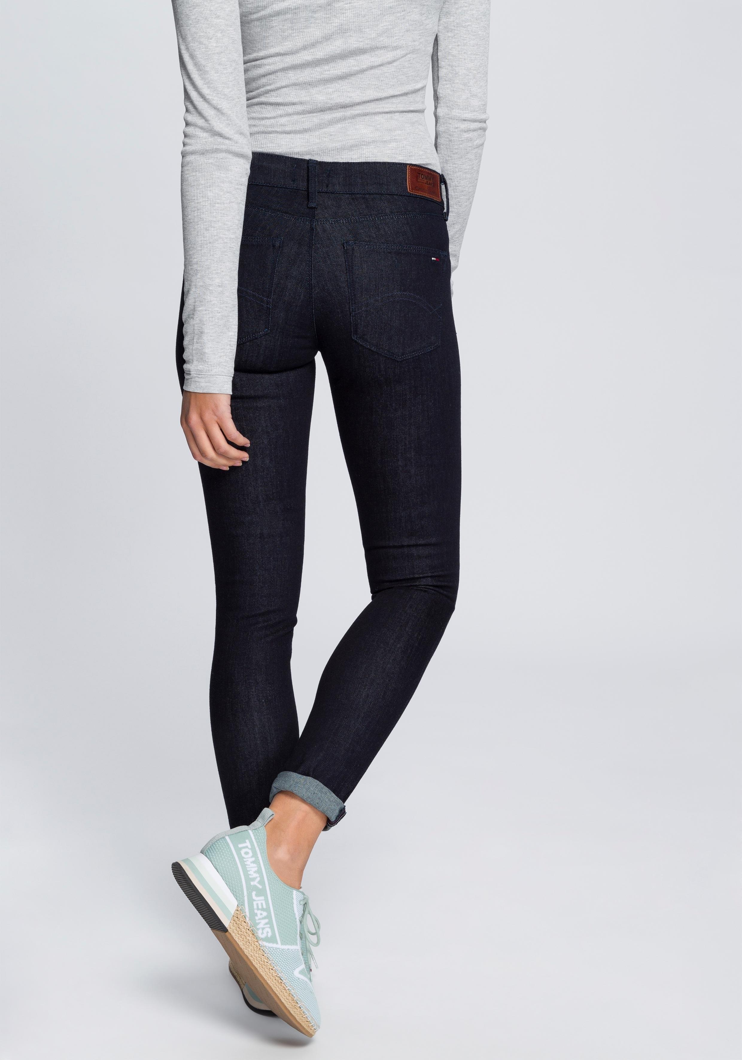 Tommy Jeans jeans »MID RISE SKINNY NORA NRST« in de webshop van OTTO kopen