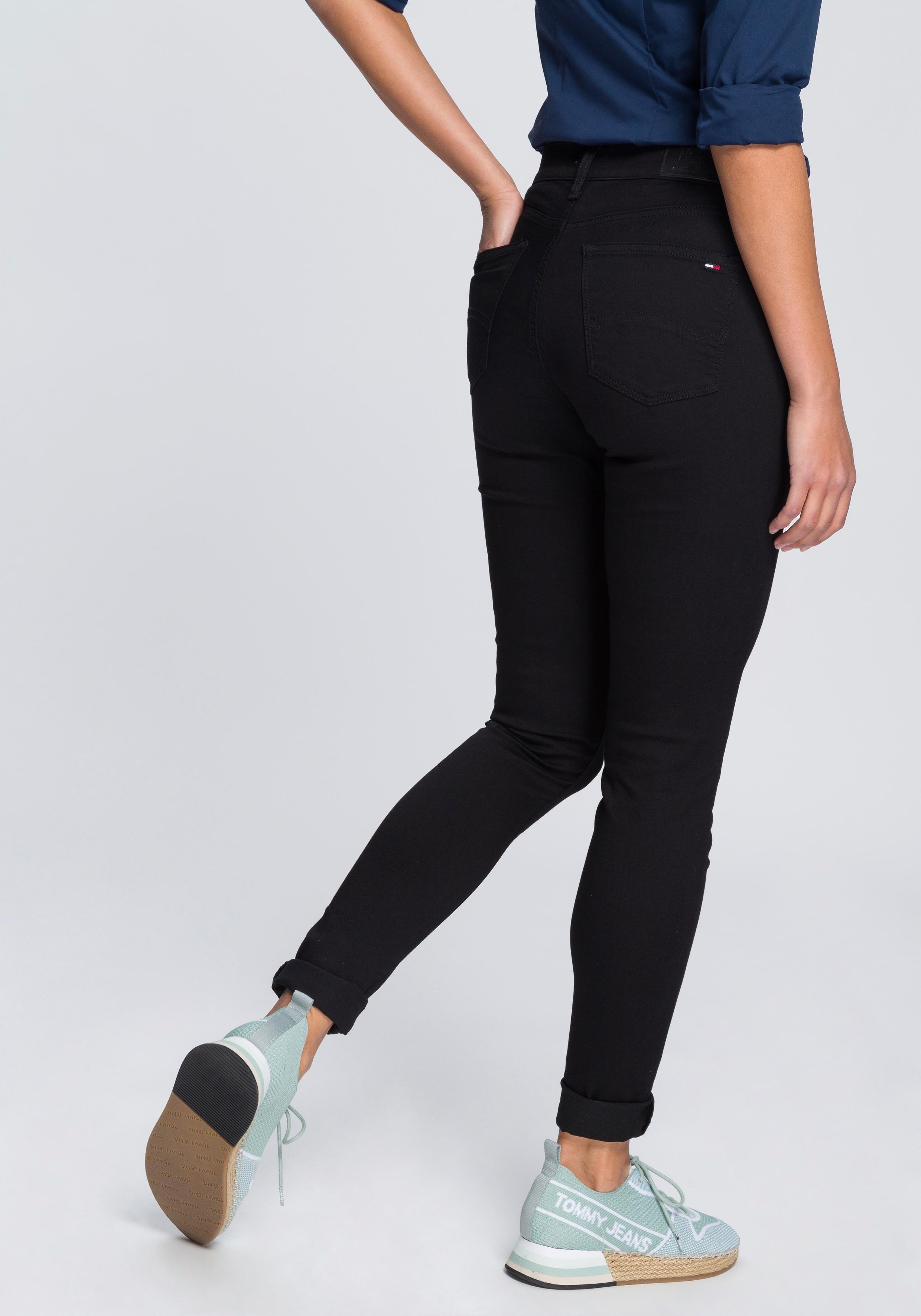 TOMMY JEANS jeans »MID RISE SKINNY NORA DNBST« veilig op otto.nl kopen