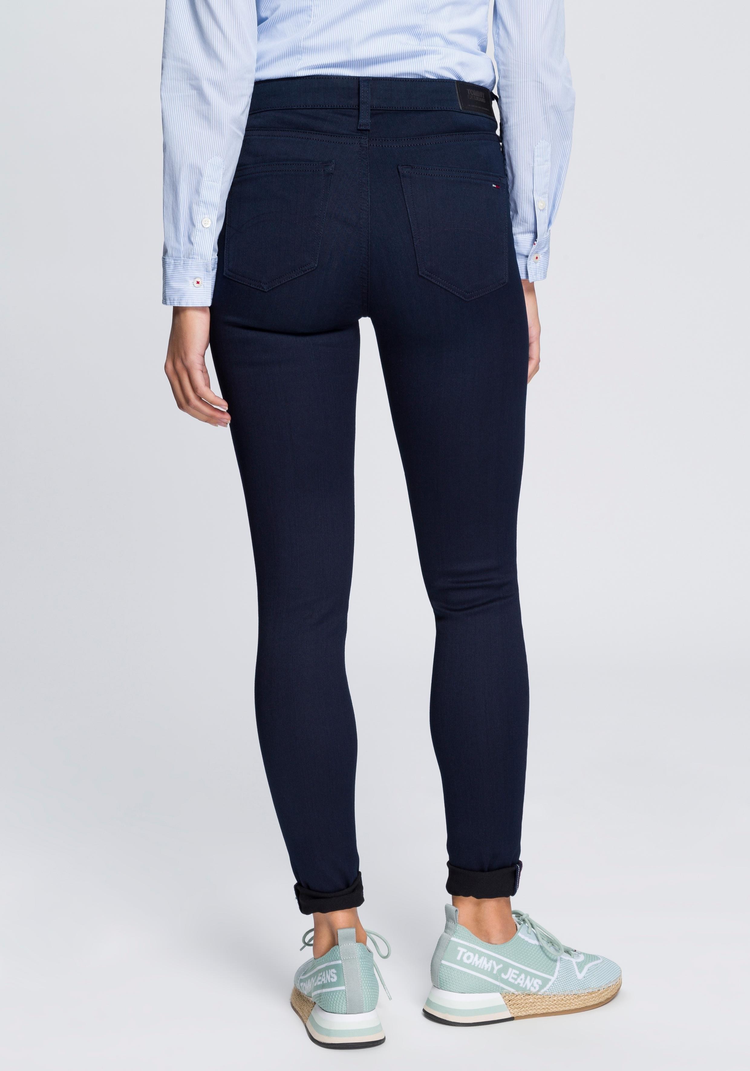 TOMMY JEANS jeans »MID RISE SKINNY NORA BGBST« - verschillende betaalmethodes
