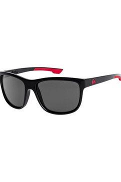 quiksilver - crusader - zonnebril voor heren zwart