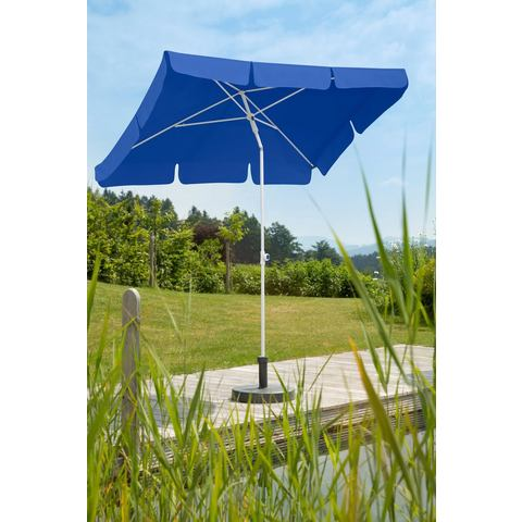 SCHNEIDER parasols Parasol Ibiza, 150 g-m², 180x120 cm, zonder paraplubak