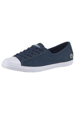 lacoste sneakerballerina's »ziane bl 2 cfa« blauw