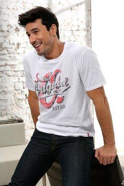 s.oliver bodywear t-shirt wit