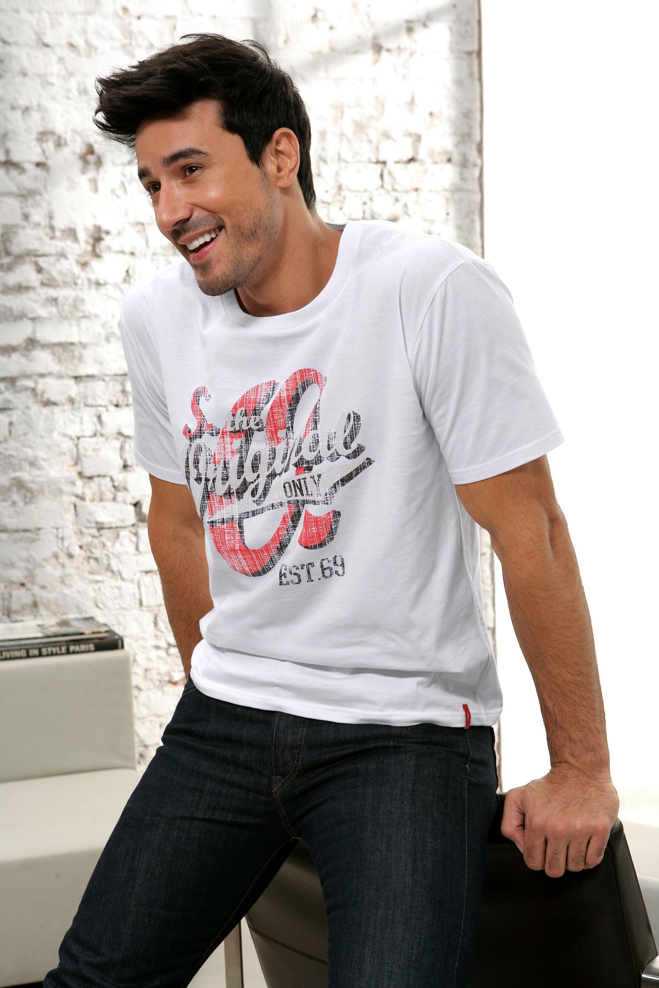 d2a2e09edd1 s.Oliver Bodywear T-shirt