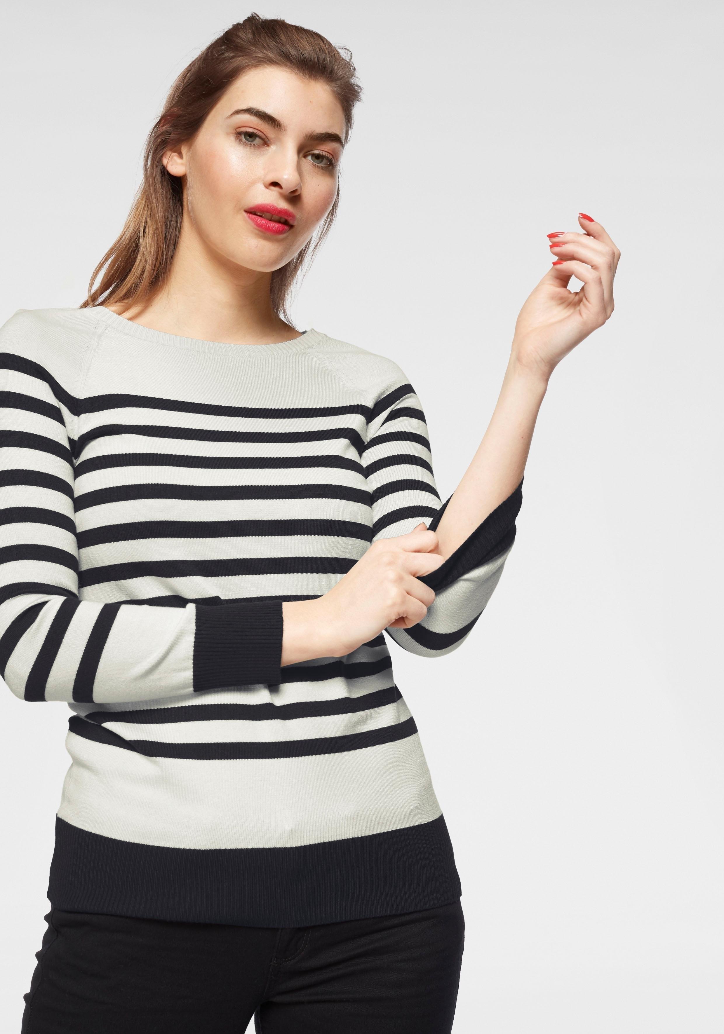 Op zoek naar een LTB trui met ronde hals »LAJOZA«? Koop online bij OTTO