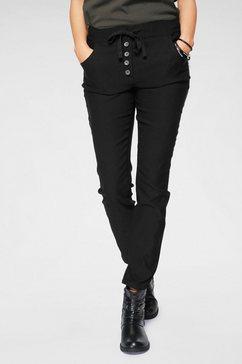 boysen's 7-8-broek zwart