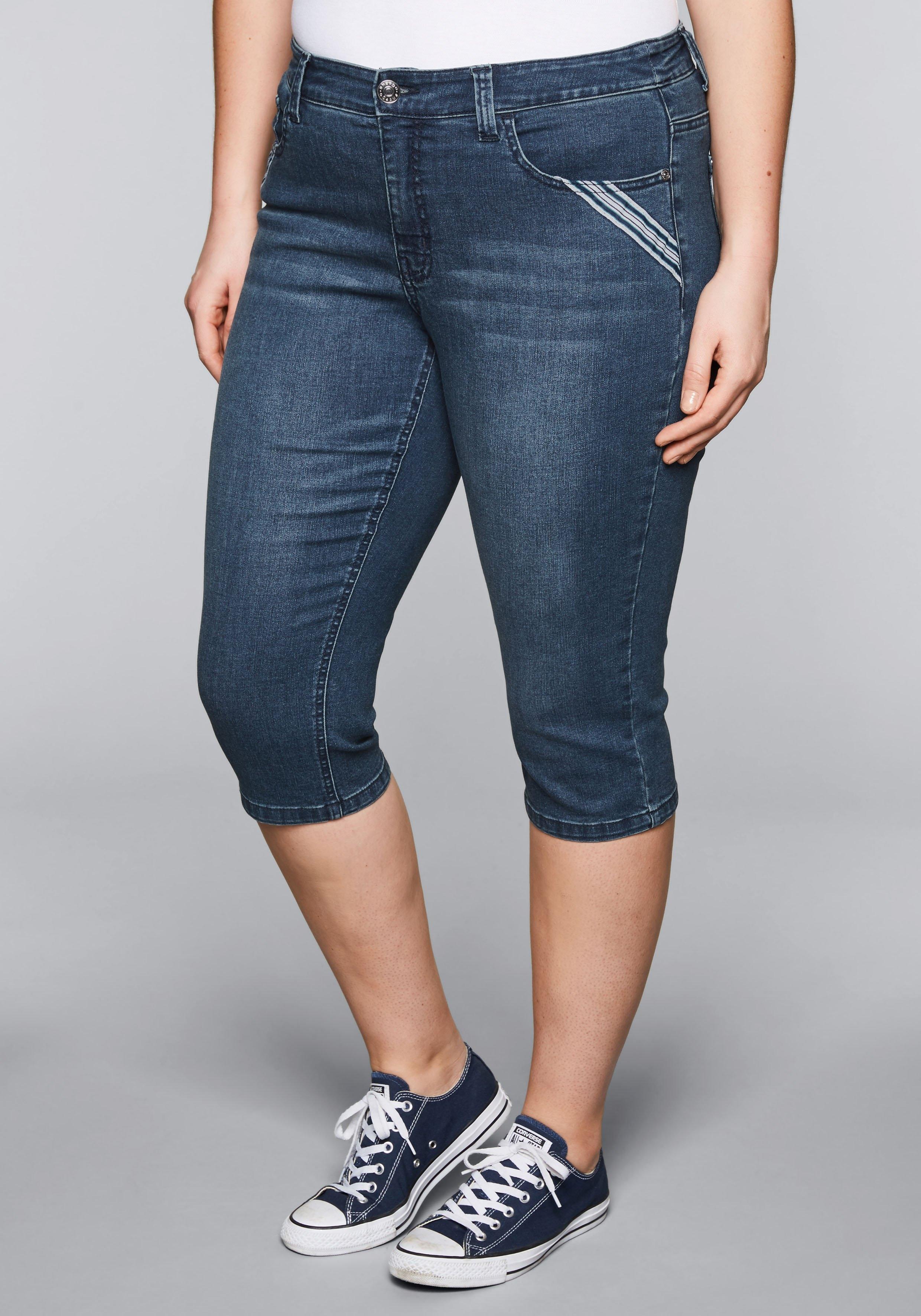 Sheego capri jeans goedkoop op otto.nl kopen
