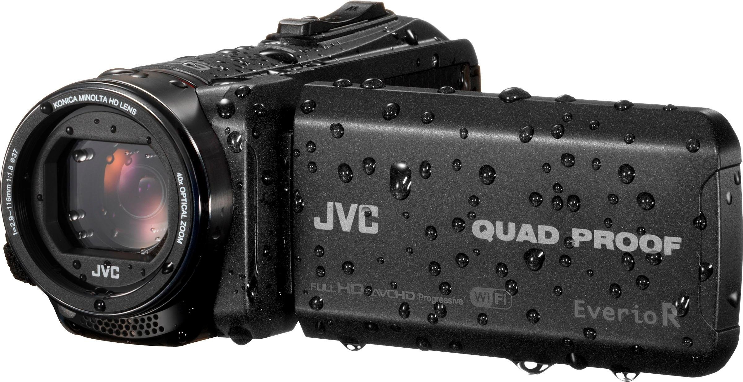 JVC »GZ-RX625BEU« camcorder in de webshop van OTTO kopen