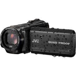jvc »gz-r445deu« camcorder zwart