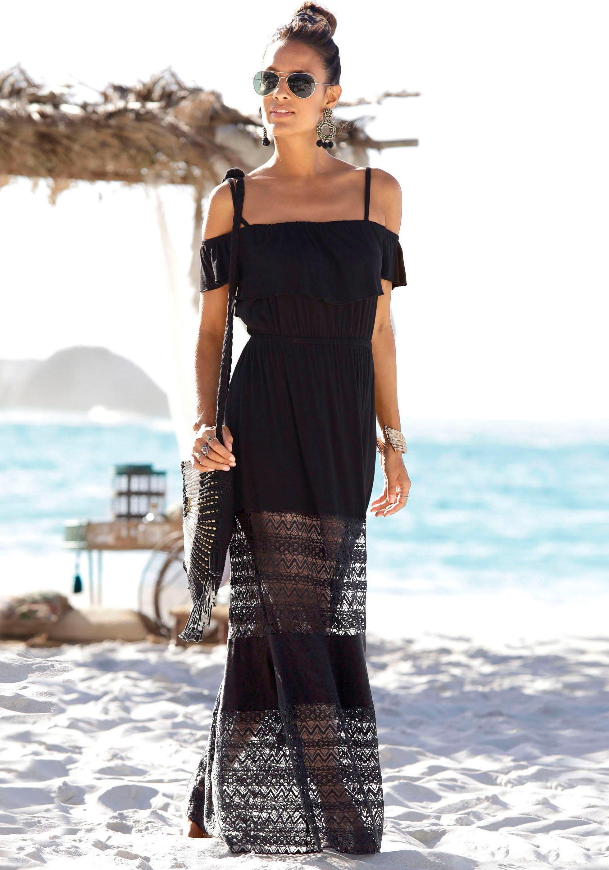 LASCANA maxi-jurk in de webshop van OTTO kopen