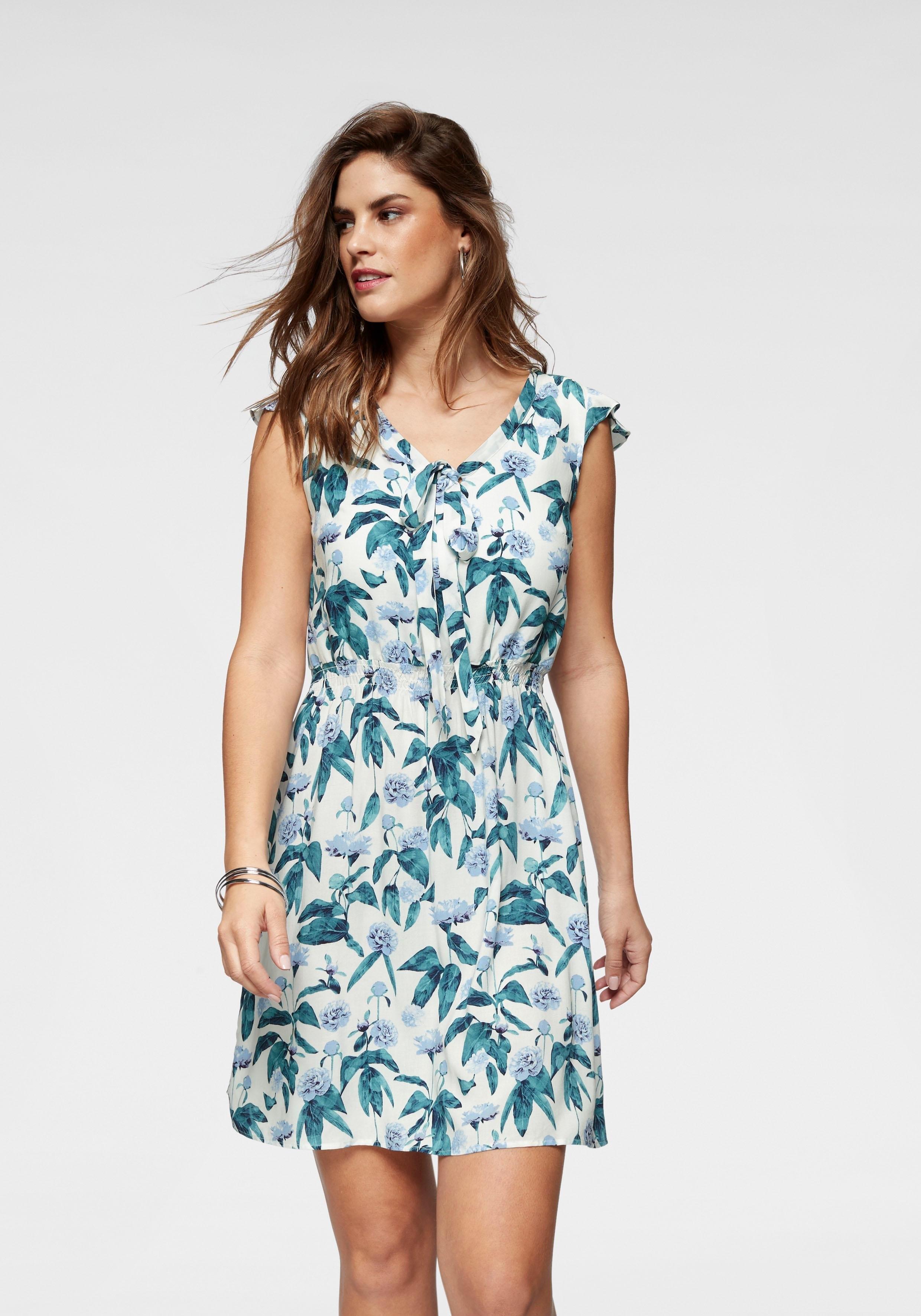 Zabaione gedessineerde jurk »CAPRICE« nu online bestellen