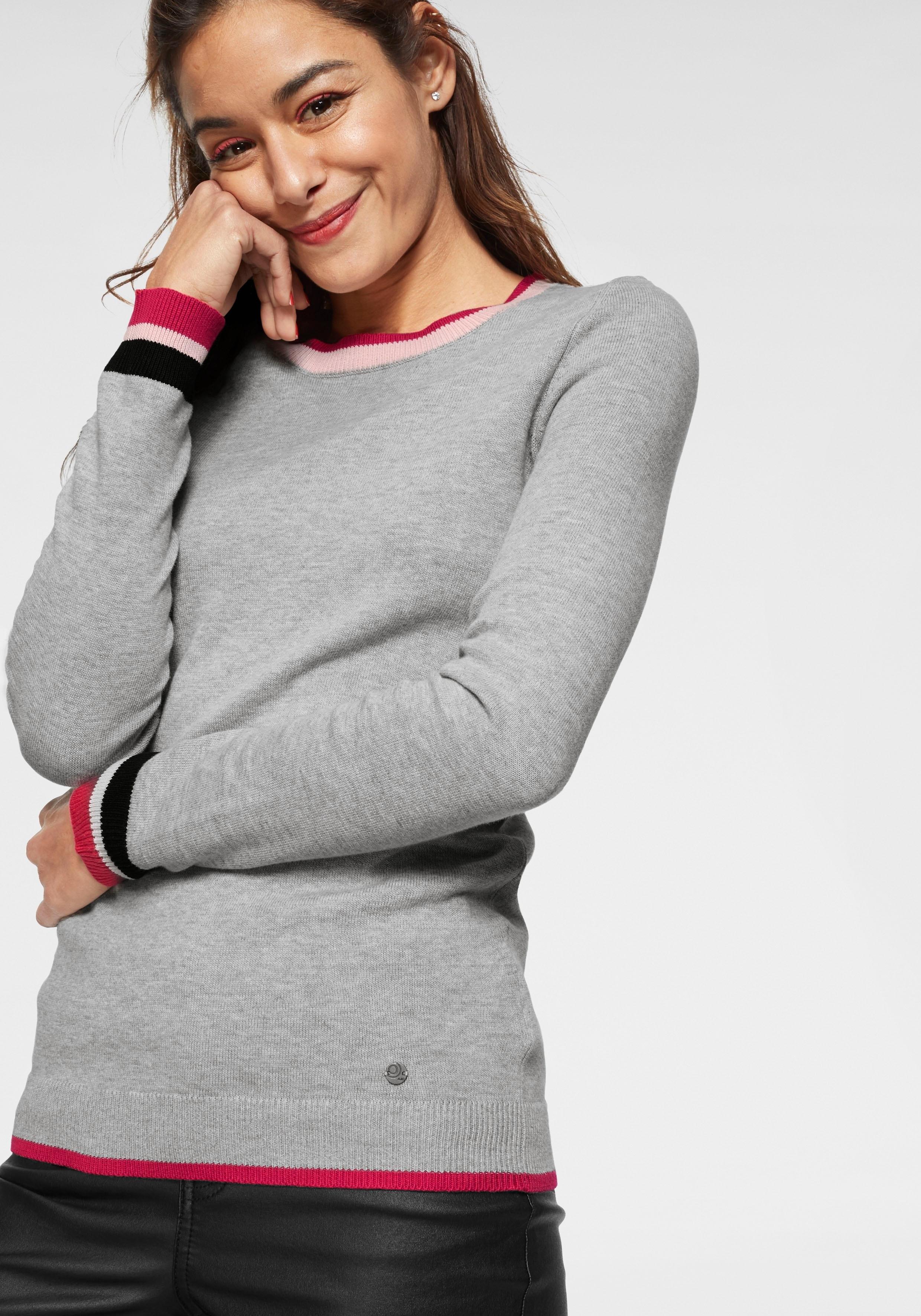 AJC trui met ronde hals voordelig en veilig online kopen