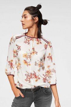 ajc blouse zonder sluiting wit