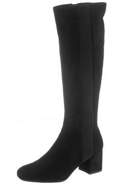 marco tozzi laarzen »davi« zwart