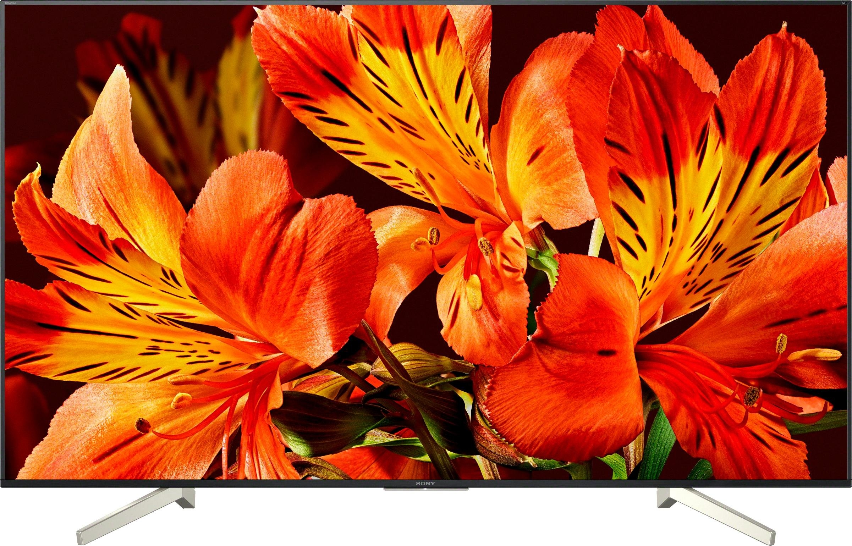 SONY KD85XF8596BAEP led-tv (215 cm / 85 inch), 4K Ultra HD, Smart-TV bestellen: 14 dagen bedenktijd