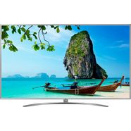 lg 75um7600plb lcd-led-tv (189 cm - 75 inch), 4k ultra hd, smart-tv zilver