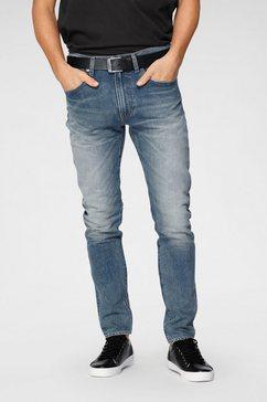 levi's tapered jeans 512 slim taper fit blauw