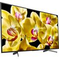 sony kd75xg8096baep led-tv (189 cm - 75 inch), 4k ultra hd, smart-tv zwart
