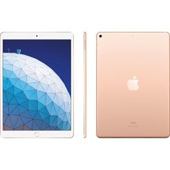 apple »ipad air - 64gb - wifi + cellular« tablet (10,5'', 64 gb, ios, 4g (lte)) goud