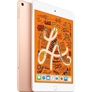 "apple tablet ipad mini - 256gb - wifi + cellular, 7,9 "", ios, inclusief oplader goud"