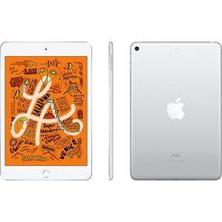 "apple tablet ipad mini - 64gb - wifi + cellular, 7,9 "", ios, inclusief oplader zilver"