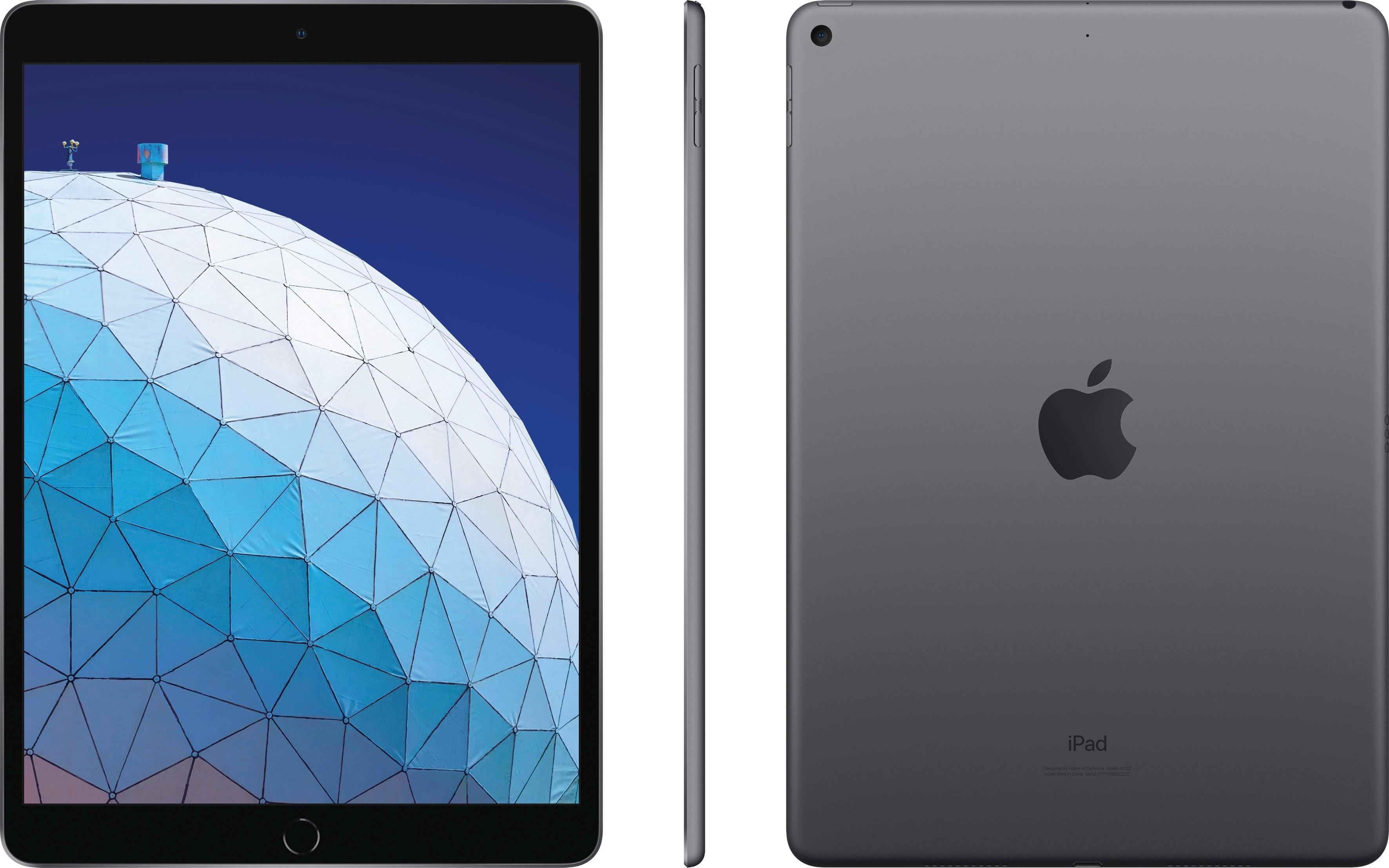 Apple »iPad Air - 64GB - wifi + cellular« tablet (10,5'', 64 GB, iOS, 4G (LTE)) - verschillende betaalmethodes