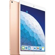 apple »ipad air - 256gb - wifi + cellular« tablet (10,5'', 256 gb, ios, 4g (lte)) goud