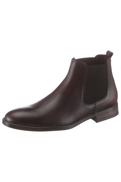 bruno banani chelsea-boots rood
