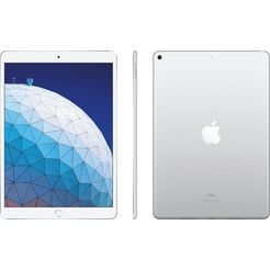 apple »ipad air - 256gb - wifi« tablet (10,5'', 256 gb, ios) zilver