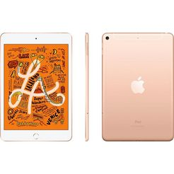 apple »ipad mini - 64gb - wifi + cellular« tablet (7,9'', 64 gb, ios, 4g (lte)) goud