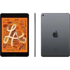 "apple tablet ipad mini - 64gb - wifi + cellular, 7,9 "", ios, inclusief oplader grijs"