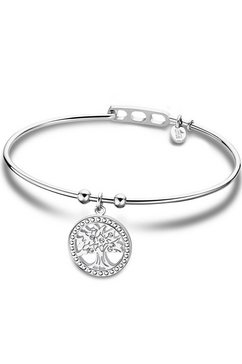 lotus style armband »levensboom, ls2015-2-3« zilver