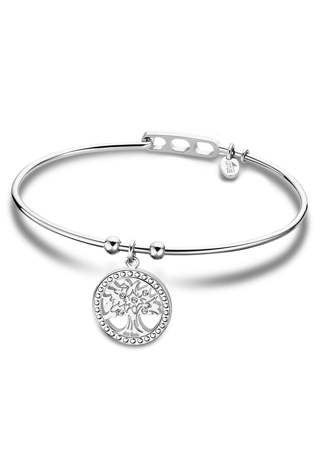 Lotus Style armband Levensboom, LS2015-2x3 met zirkoon bij OTTO online kopen