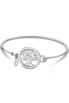 lotus style armband »levensboom, ls2014-2-3« zilver