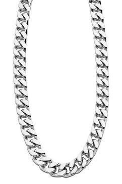 lotus style edelstalen ketting »ls1933-1-1« zilver