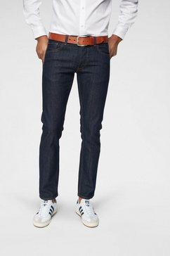 lee regular fit jeans »daren« blauw