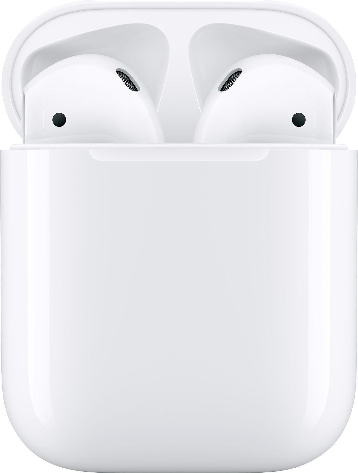 Apple »AirPods met Charging Case 2019« in-ear-hoofdtelefoon (bluetooth, spraakbesturing) - gratis ruilen op otto.nl