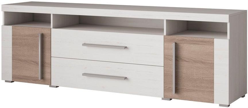 Helvetia Meble tv-meubel Roger Breedte 182 cm online kopen op otto.nl