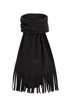 trigema sjaal zwart