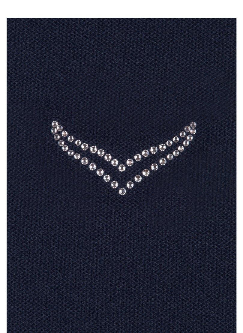 Gekocht Met Trigema Crystals Swarovski® Snel Poloshirt Crystalspoloshirt Online Yb76fgy