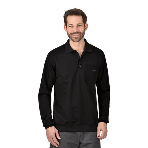 TRIGEMA Polo-Shirt Sweat-Qualit