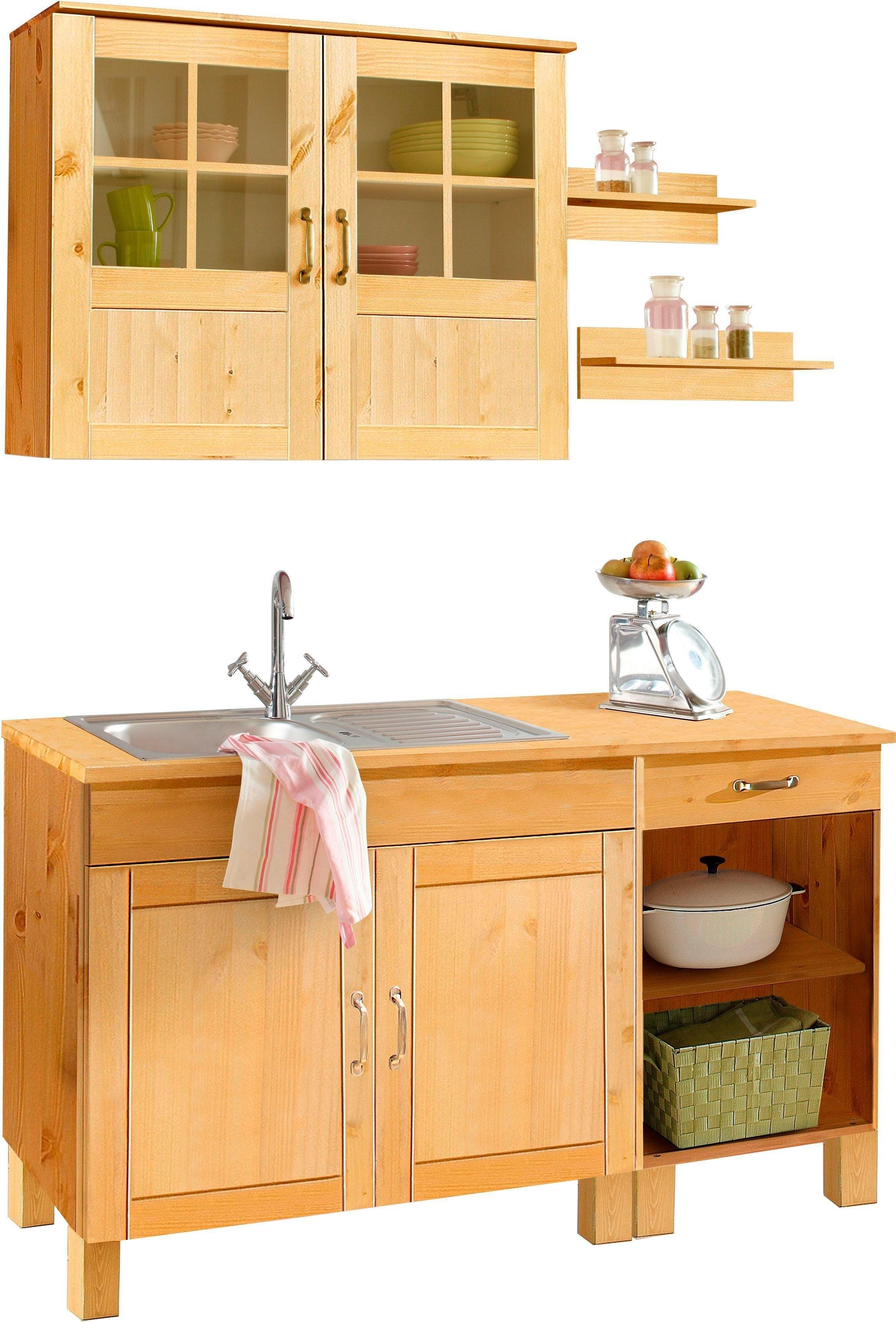 Op zoek naar een Home Affaire Keukenblok »Alby« breedte 150 cm? Koop online bij OTTO