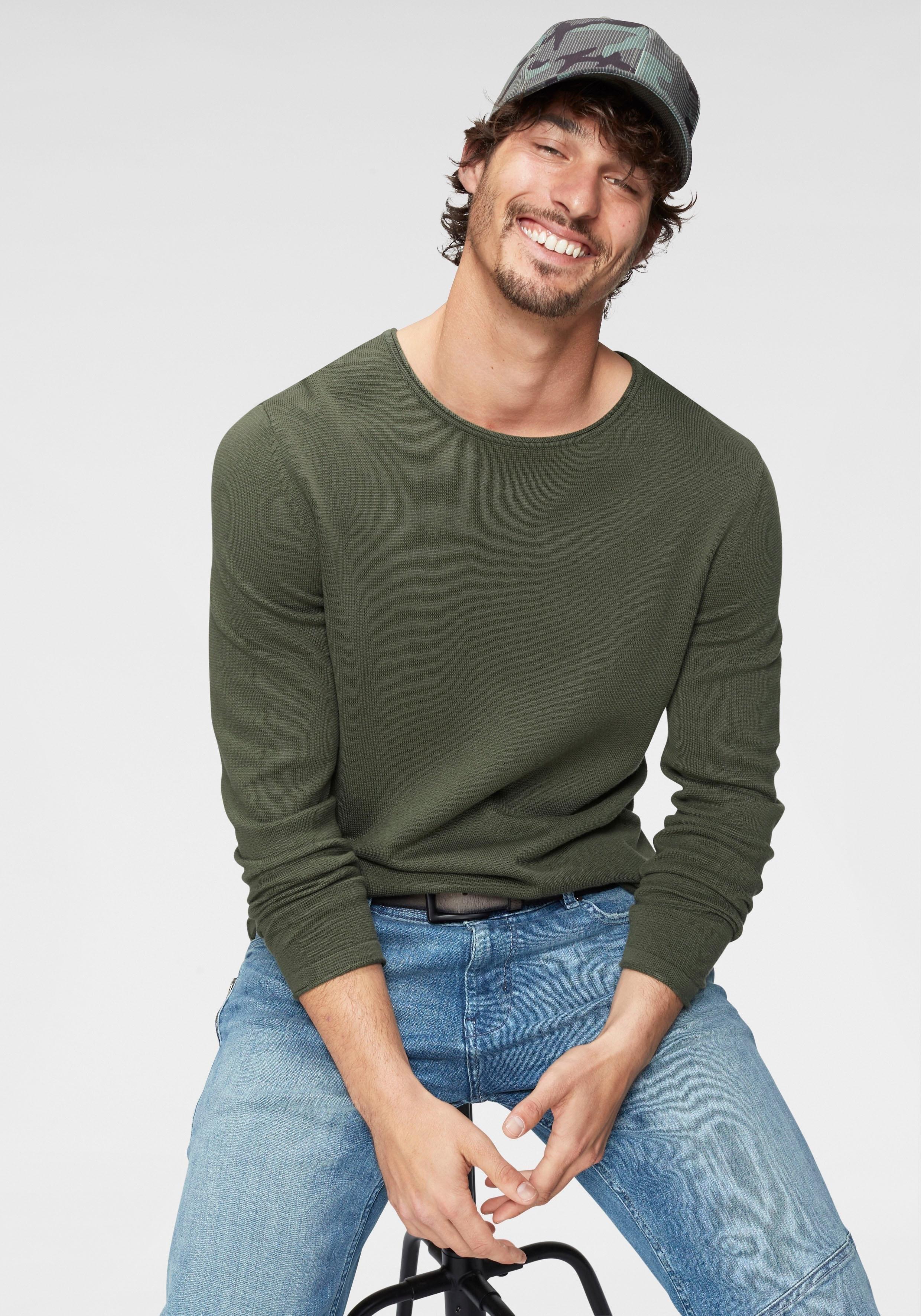Op zoek naar een John Devin trui met ronde hals? Koop online bij OTTO