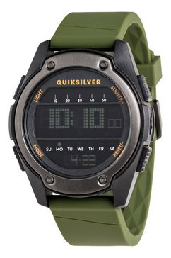 quiksilver - stringer - digitaal horloge voor heren zwart